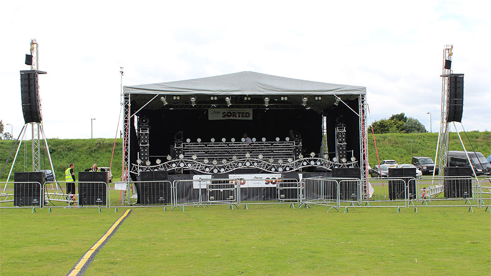 Stage Hire 4